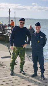 Känsöskjutning TrpO BåtC